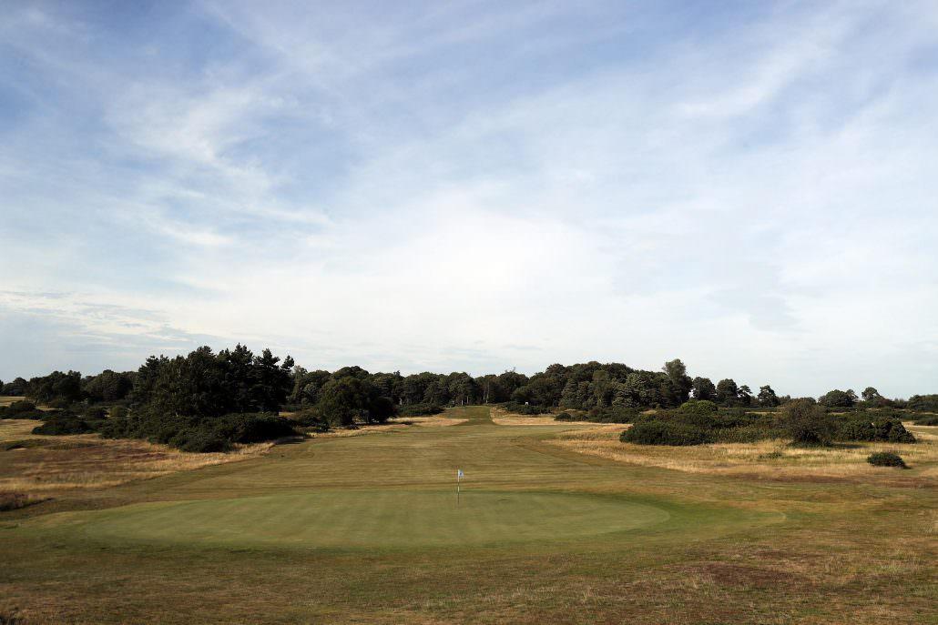 Aldeburgh Golf Club   National Club Golfer Top 100 Courses