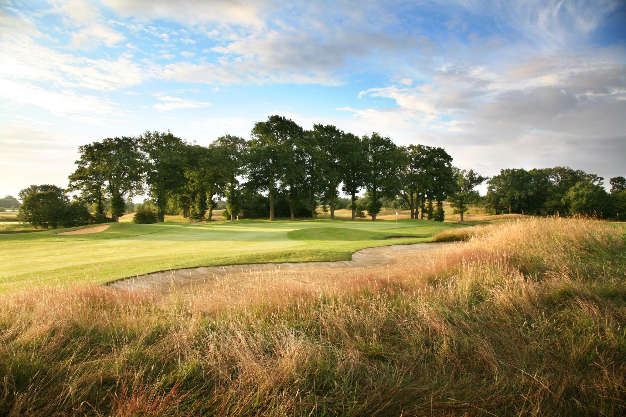 Chart Hills Golf Club   National Club Golfer Top 100 Courses