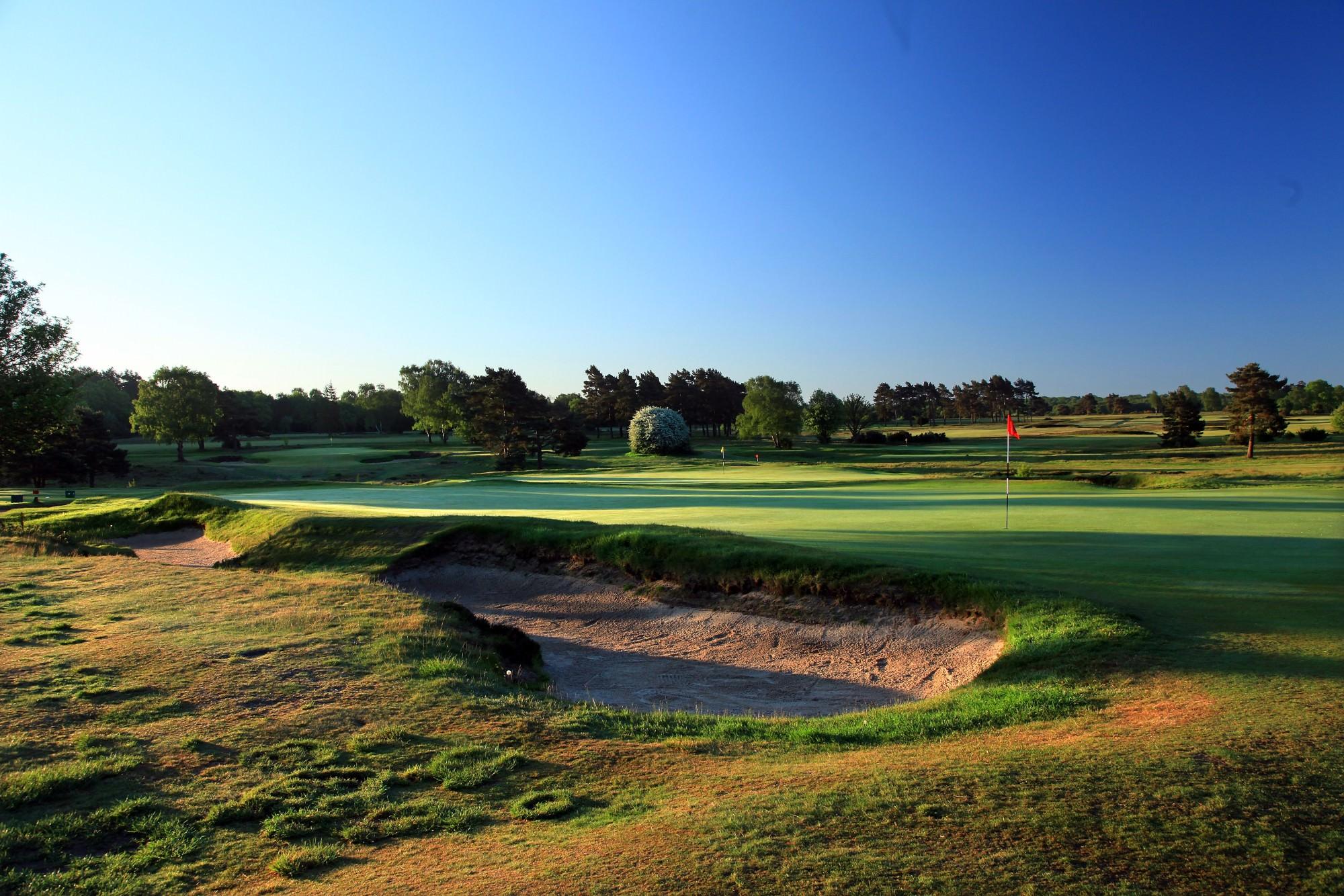 Walton Heath New Golf Club   National Club Golfer Top 100 ...