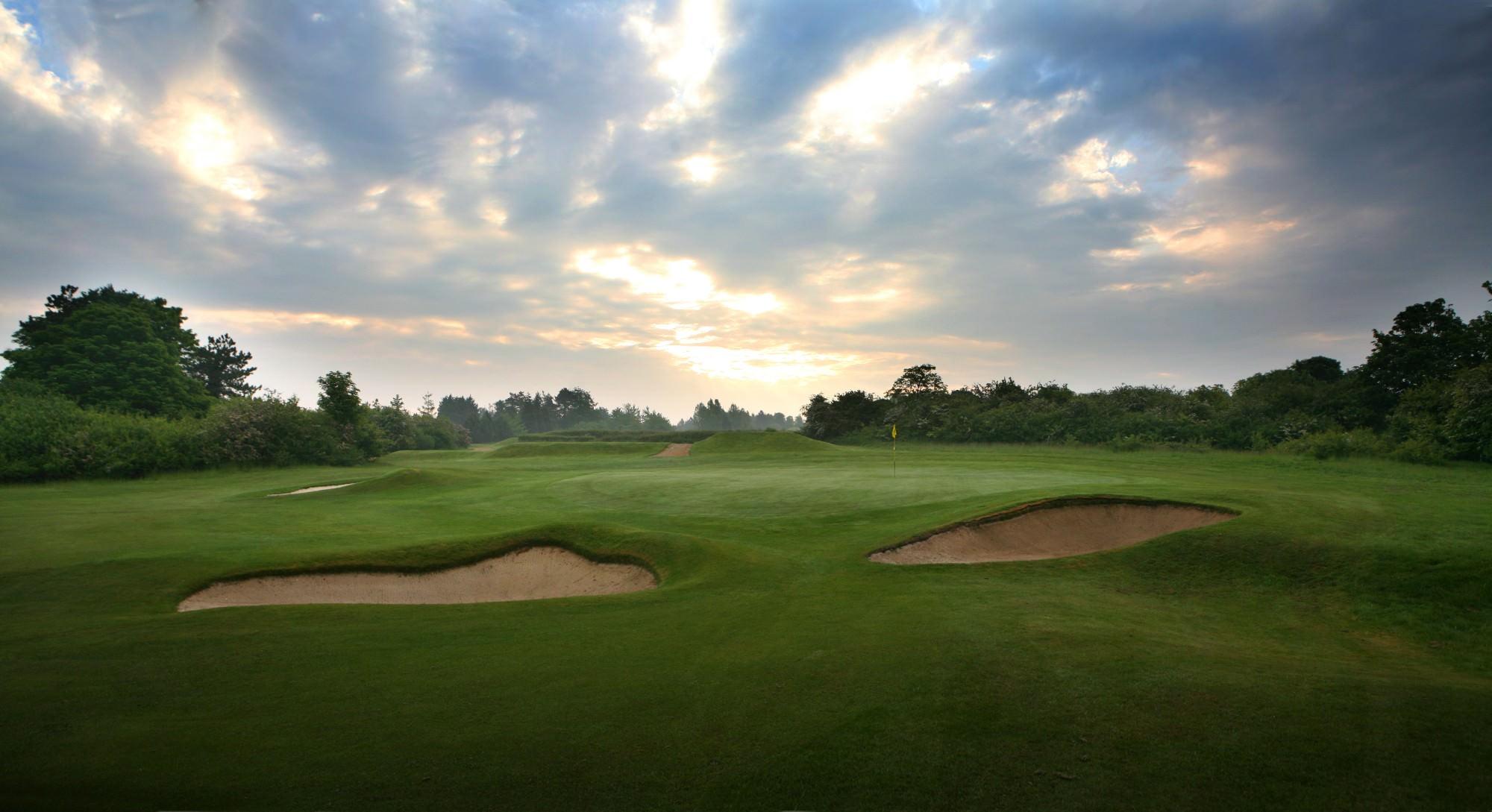 Gog Magog Old Golf Club   National Club Golfer Top 100 Courses