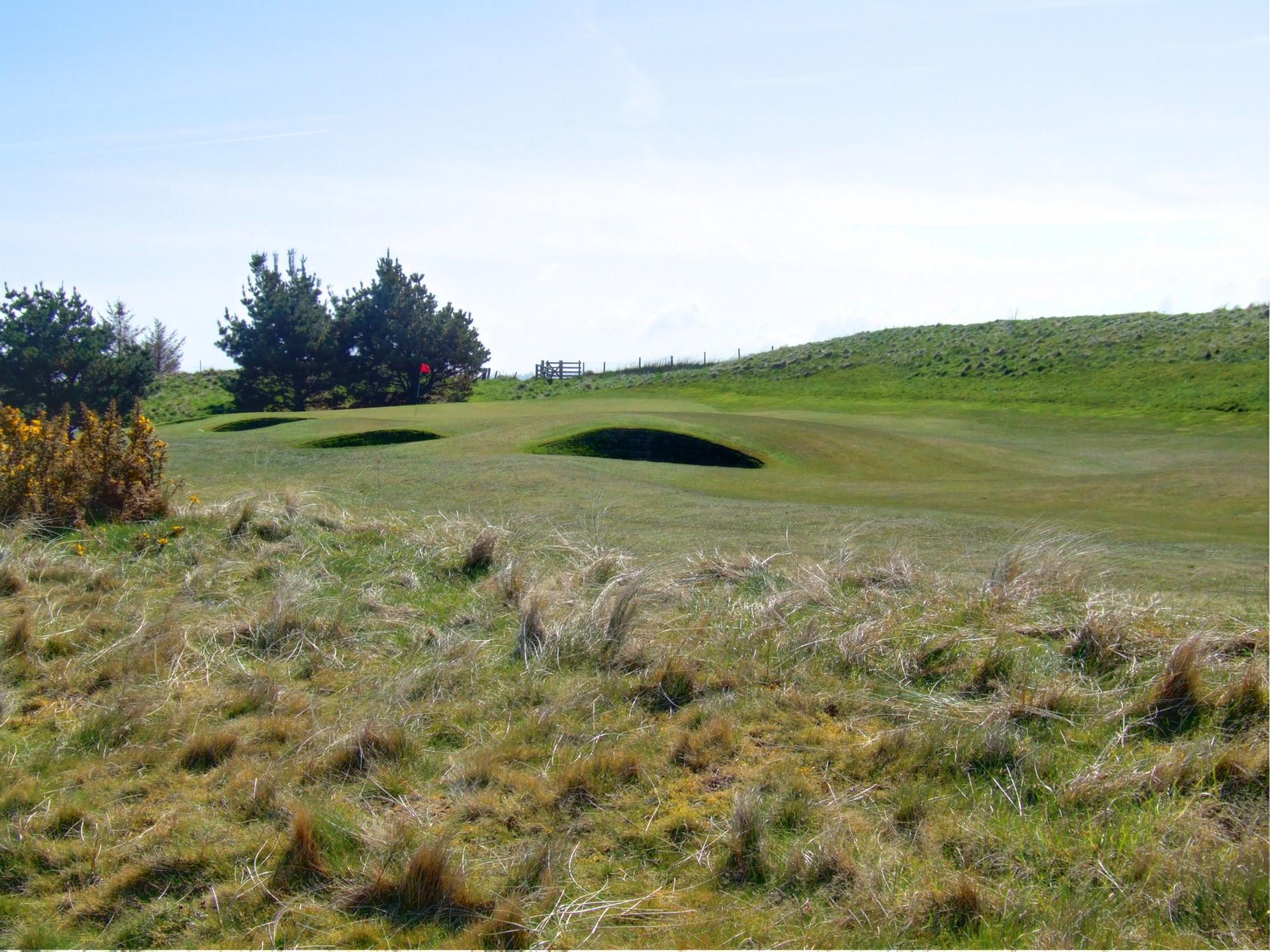 Goswick Golf Club   National Club Golfer Top 100 Courses