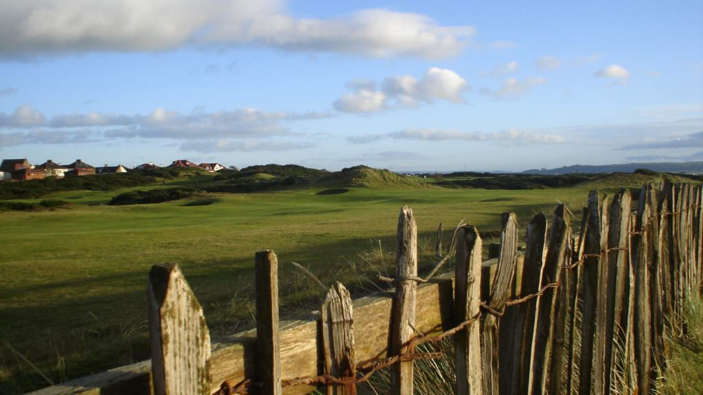 The historic links for anyone with a golfing soul