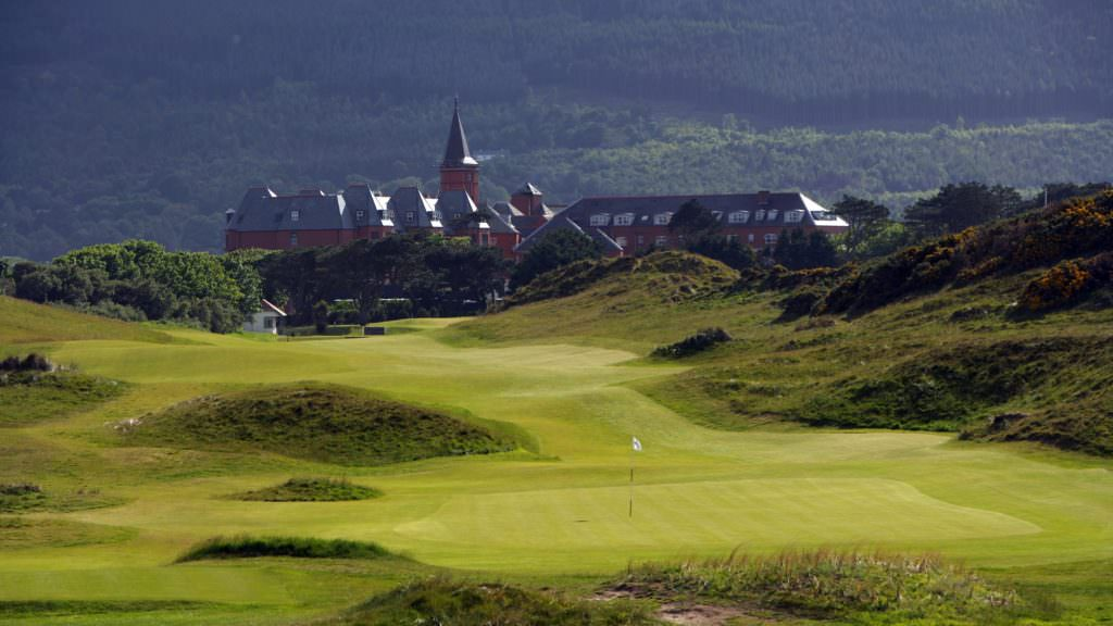 My bucket list golf courses I've never played
