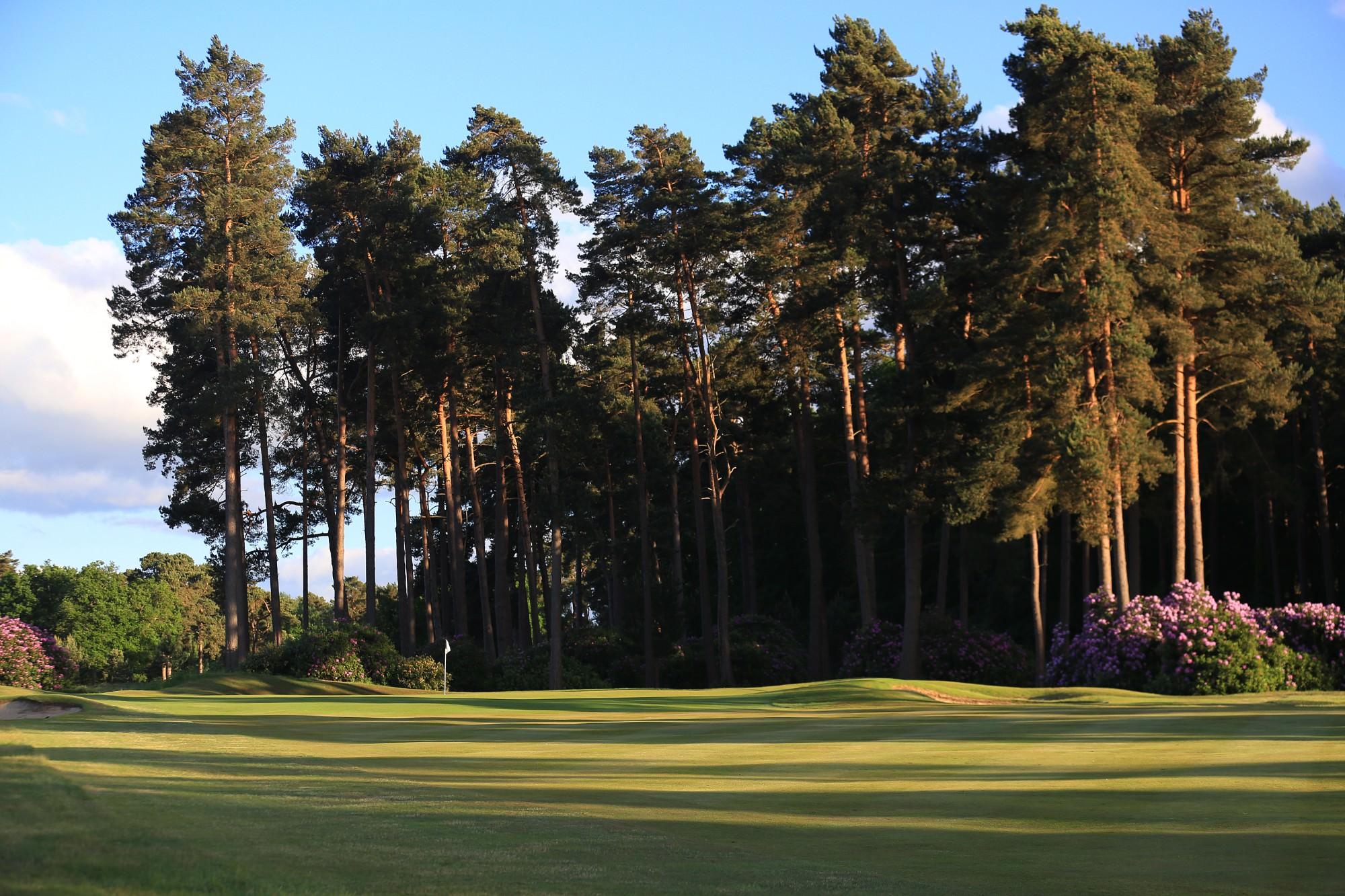 West Hill Golf Club   National Club Golfer Top 100 Courses