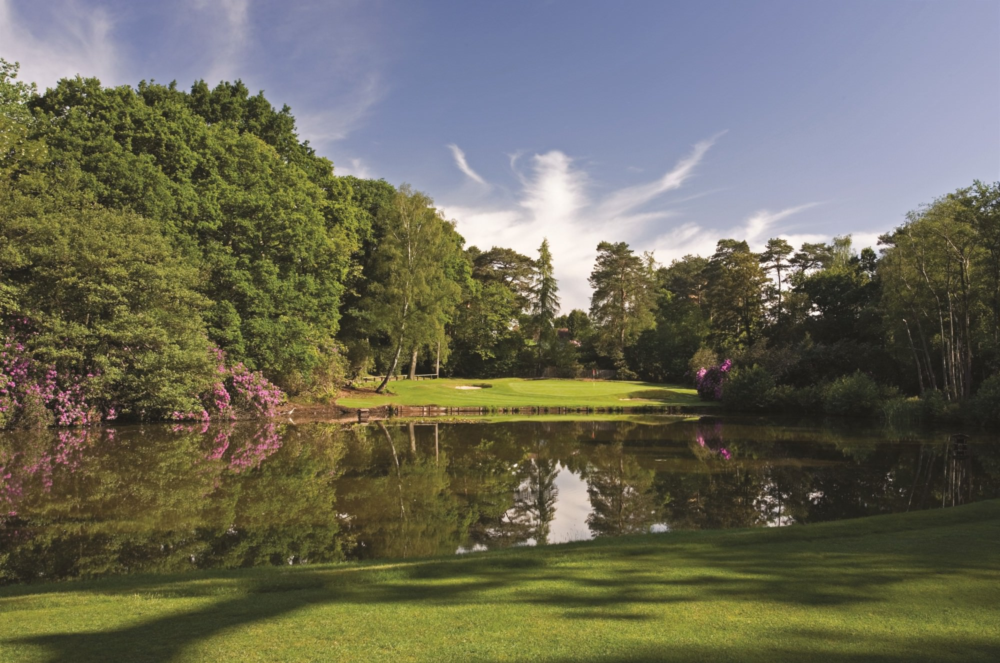 Worplesdon Golf Club   National Club Golfer Top 100 Courses