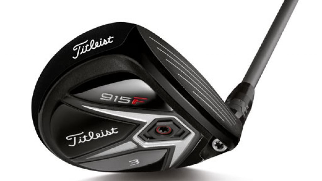 Titleist launch new 915 fairway woods and hybrids