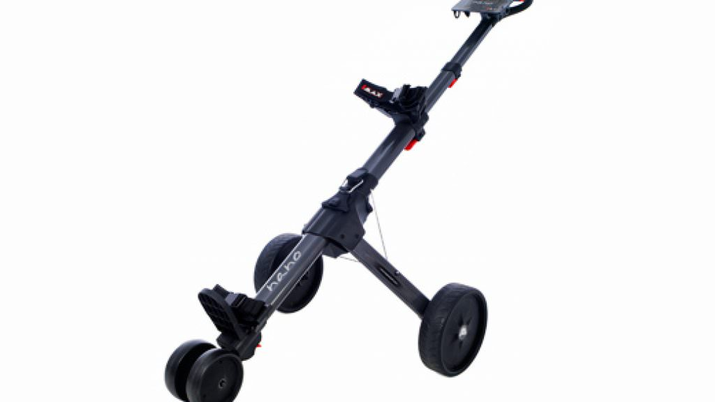 Big Max debut lightweight electric trolley
