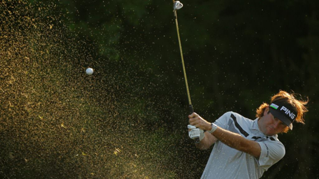 Should all golf fans love Bubba Watson?