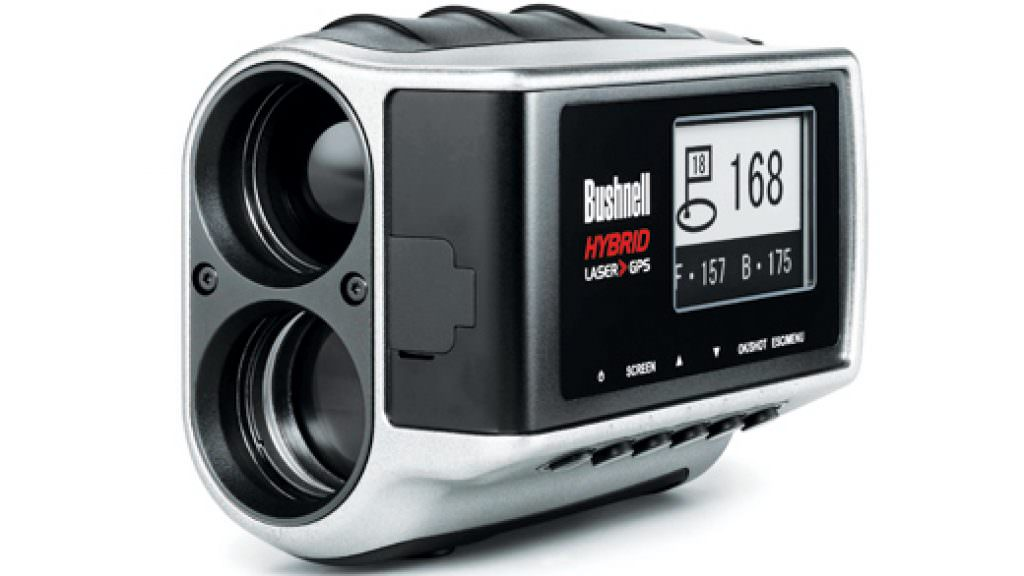 RATED: Bushnell's Hybrid rangefinder