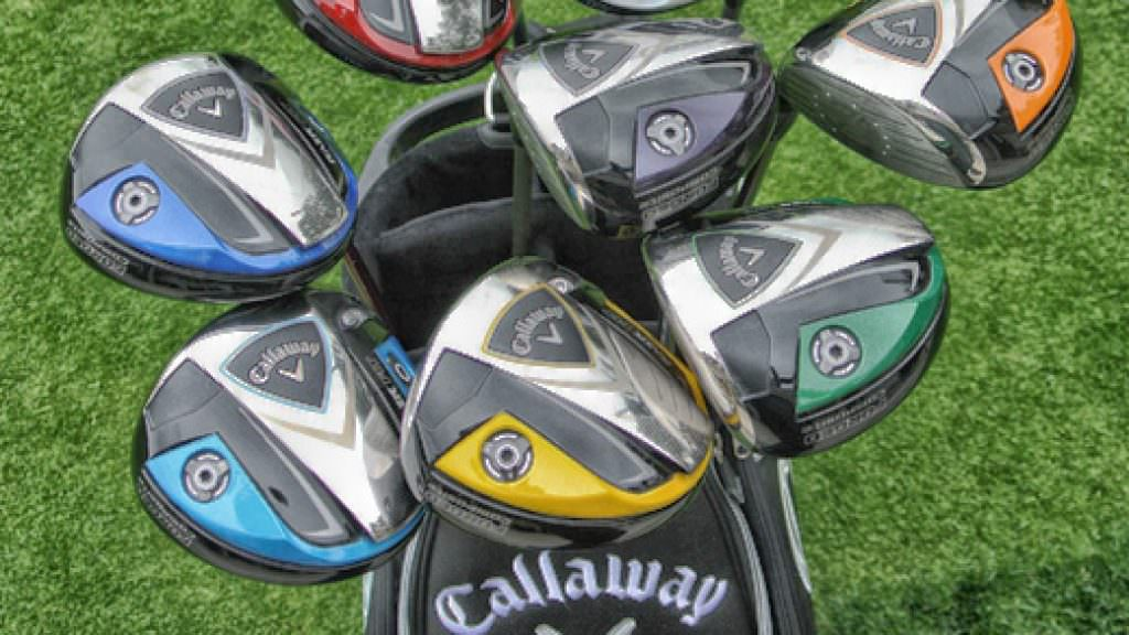 Customise your Callaway driver