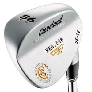Cleveland bring back the 588 wedge