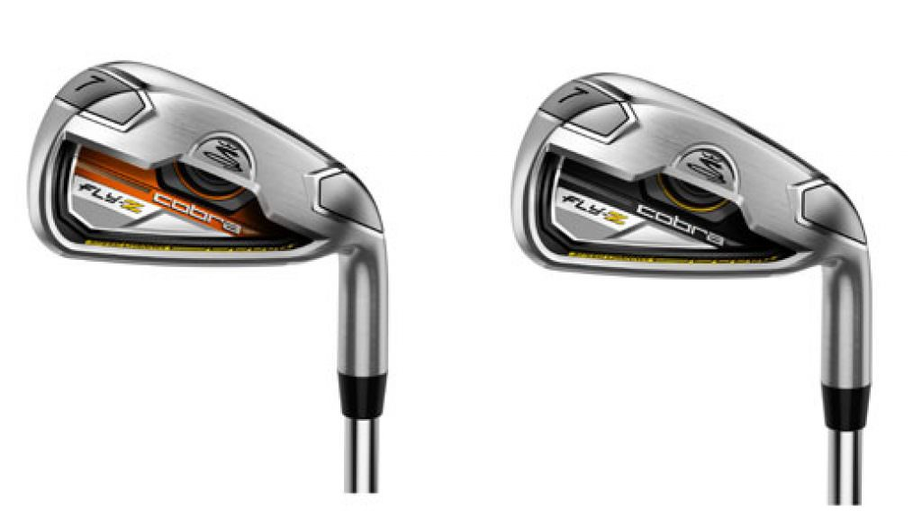 Irons test results: Cobra Fly-Z irons review