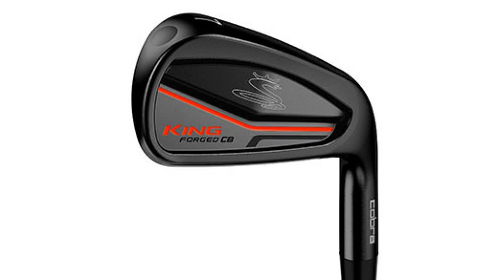 Equipment: Cobra introduce new King forged irons