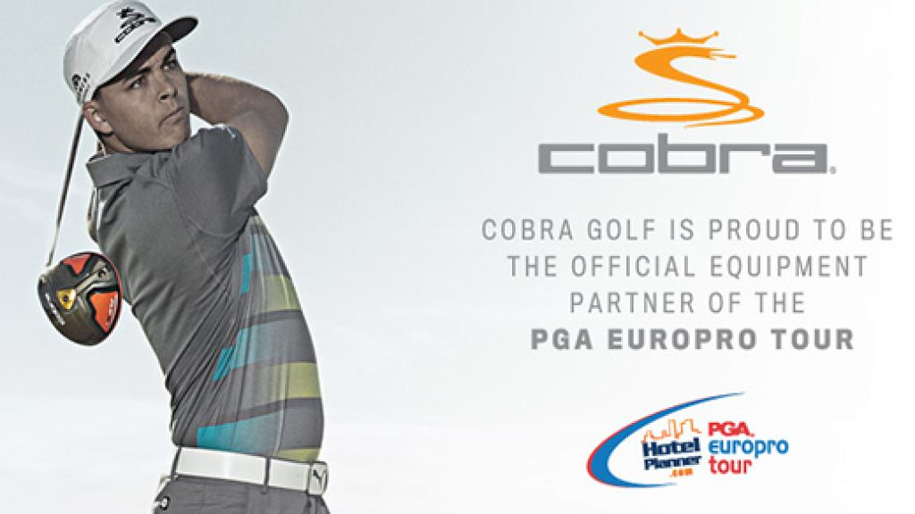 Cobra Fly-Z+ named as official driver of EuroPro Tour