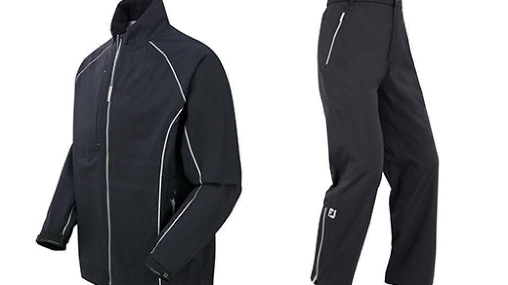 FootJoy unveil new DryJoys Select waterproof golf suit