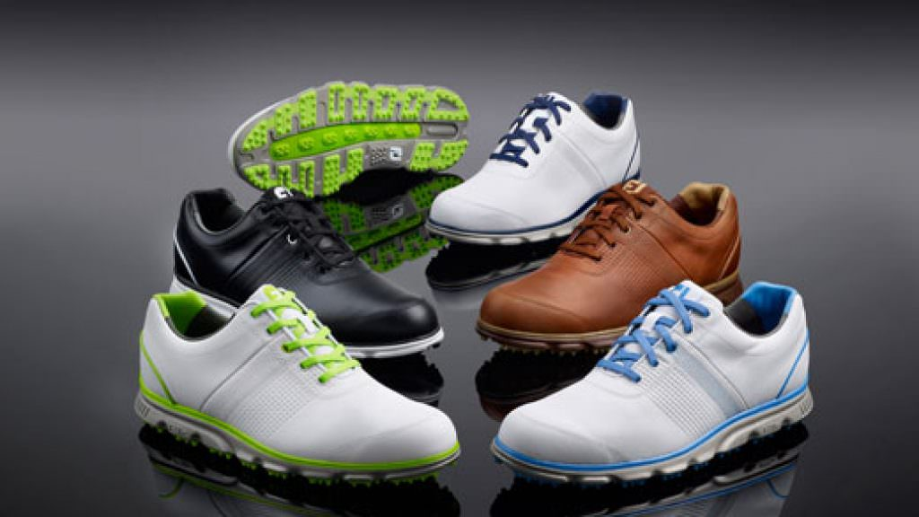 FootJoy add new colourways to DryJoys Casual range