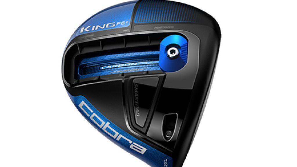Equipment: Cobra King F6/F6+ driver reviews