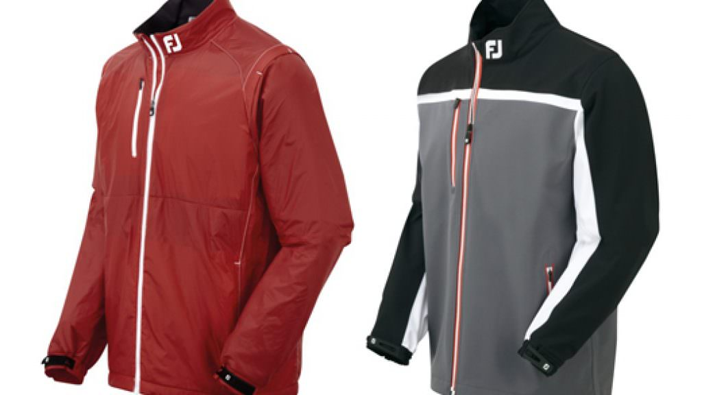 FootJoy 2015 Autumn/Winter apparel launched