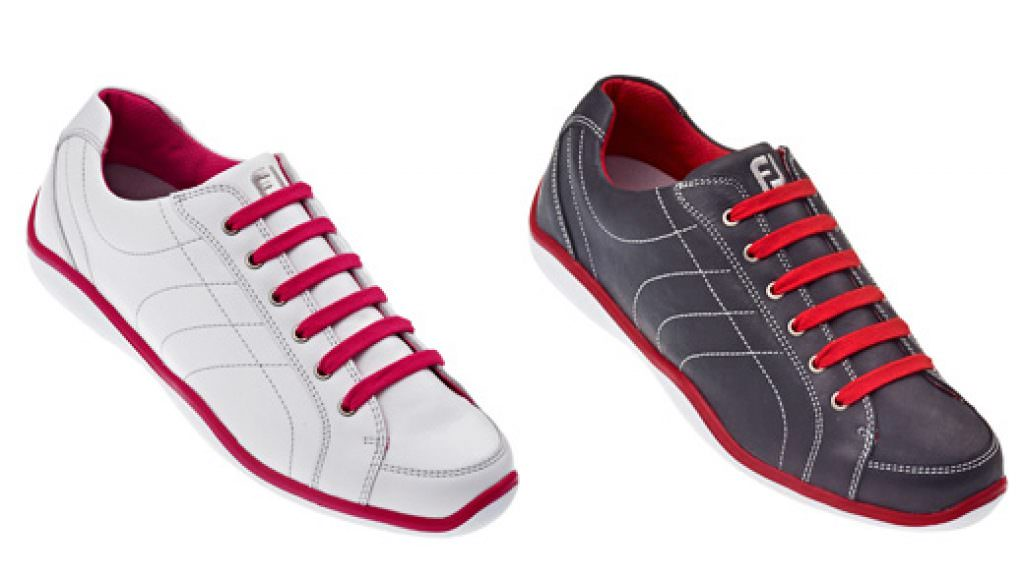 FootJoy launch ladies' spikeless shoe
