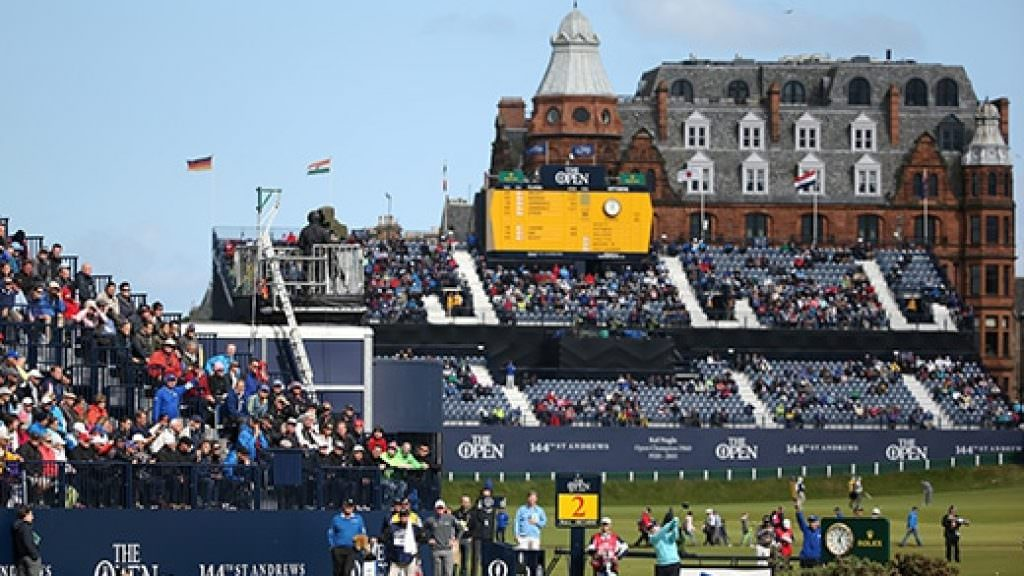 St Andrews to host 150th Open Championship