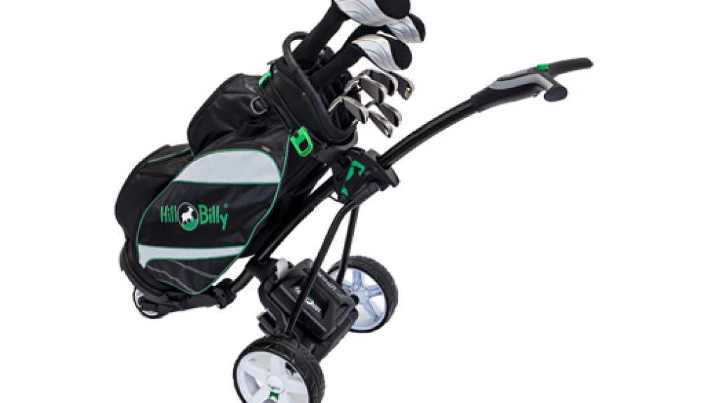 Hill Billy introduce Lite Cart Bag
