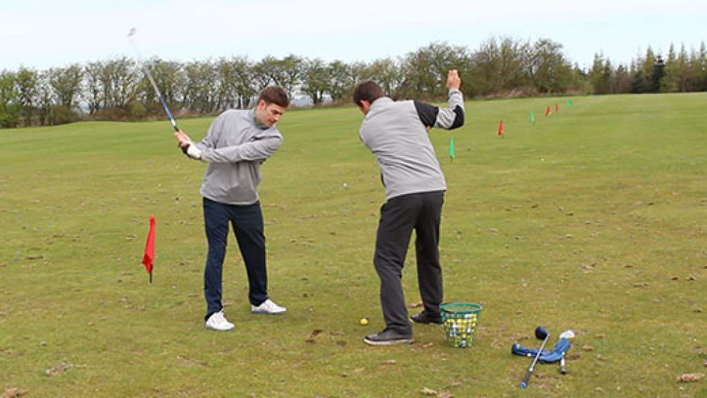 Video lesson: How to hit fairway woods and hybrids