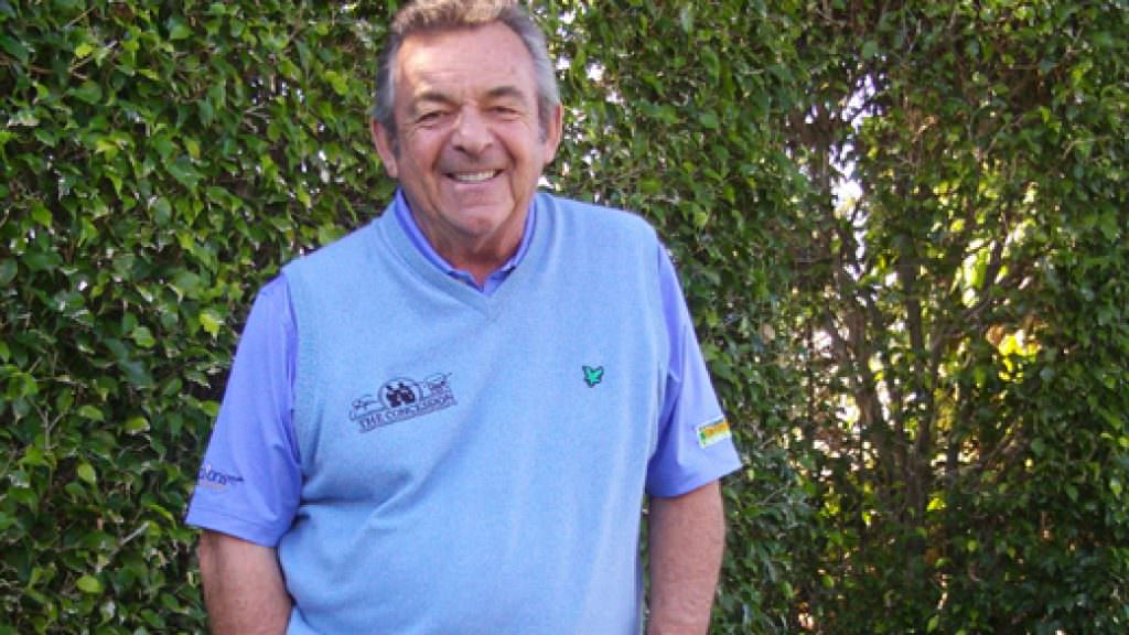 Five minutes with: Ryder Cup legend Tony Jacklin