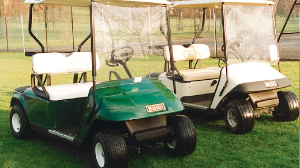 Hire or buy from Leeds Golf Car Co.