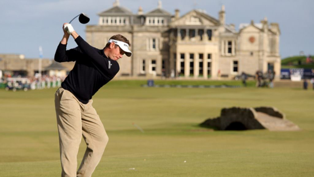 The Open 2015: Westwood recalls his St Andrews debut