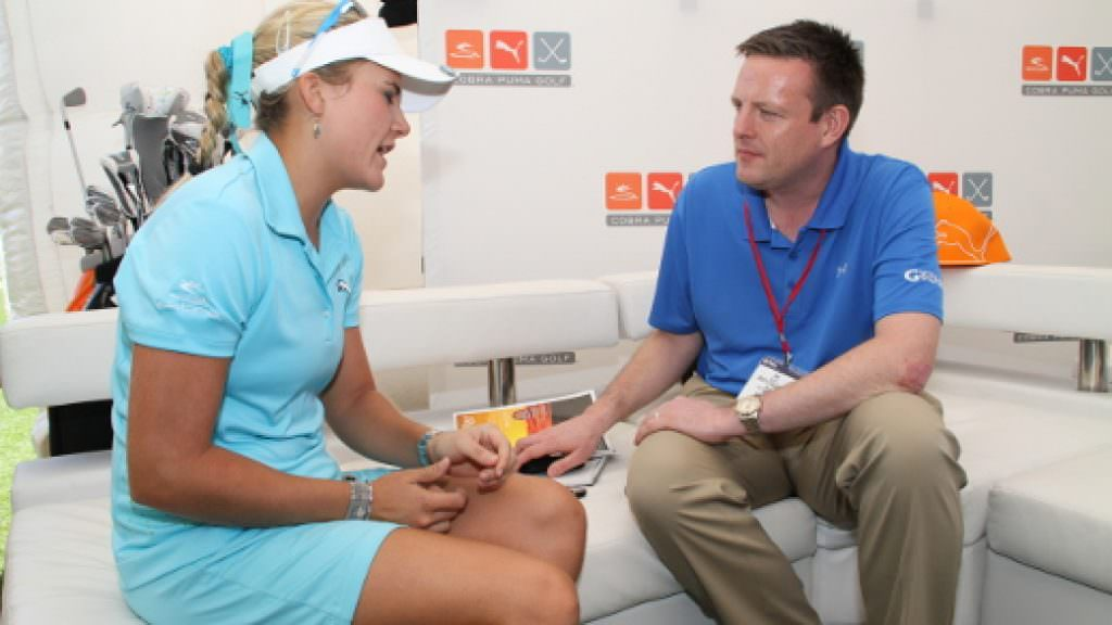 Women's British Open: Lexi on her return to the Ricoh
