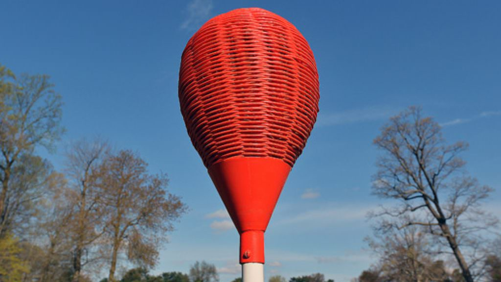 US Open golf: Why do Merion pins have wicker baskets?