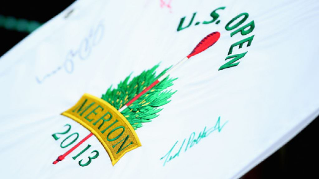 US Open golf: The tee locations at Merion this week