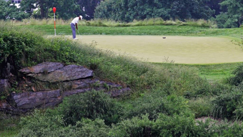 US Open golf: What the rough will be like at Merion
