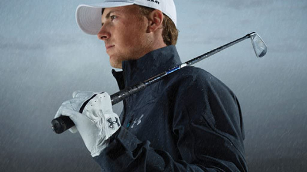 Equipment: New Gore-Tex rain suit from Under Armour