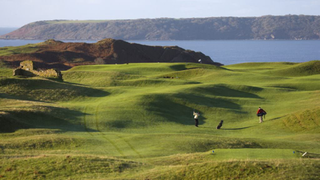 Our Top 10 courses in South Wales