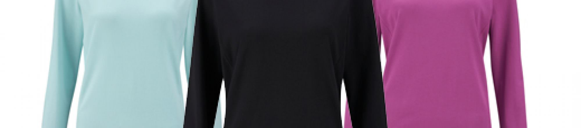 NCG TESTS: Ladies' Ping Collection Maple II roll neck