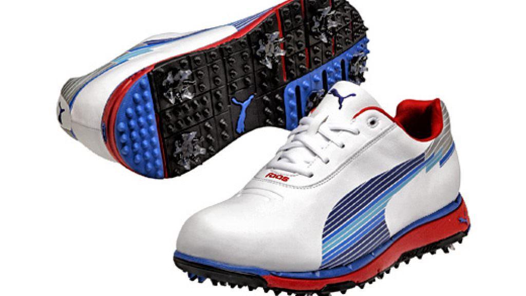 Usain Bolt-inspired Puma golf shoes
