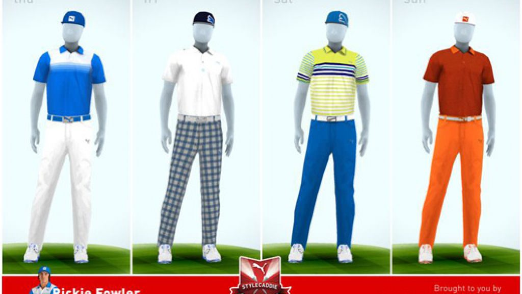 US Open golf: What they are wearing at Merion