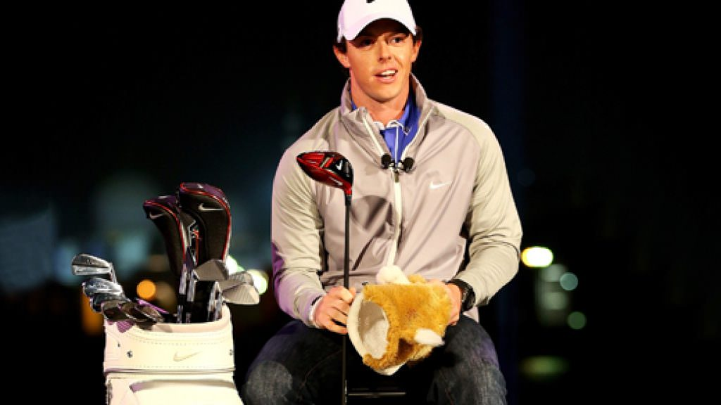 Rory McIlroy signs multi-year deal with Nike