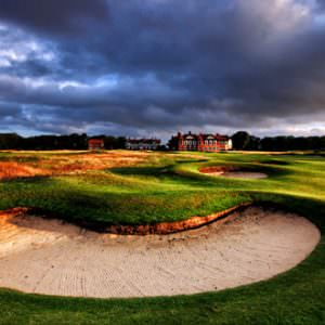 OPEN GOLF: Beating the bunkers is key