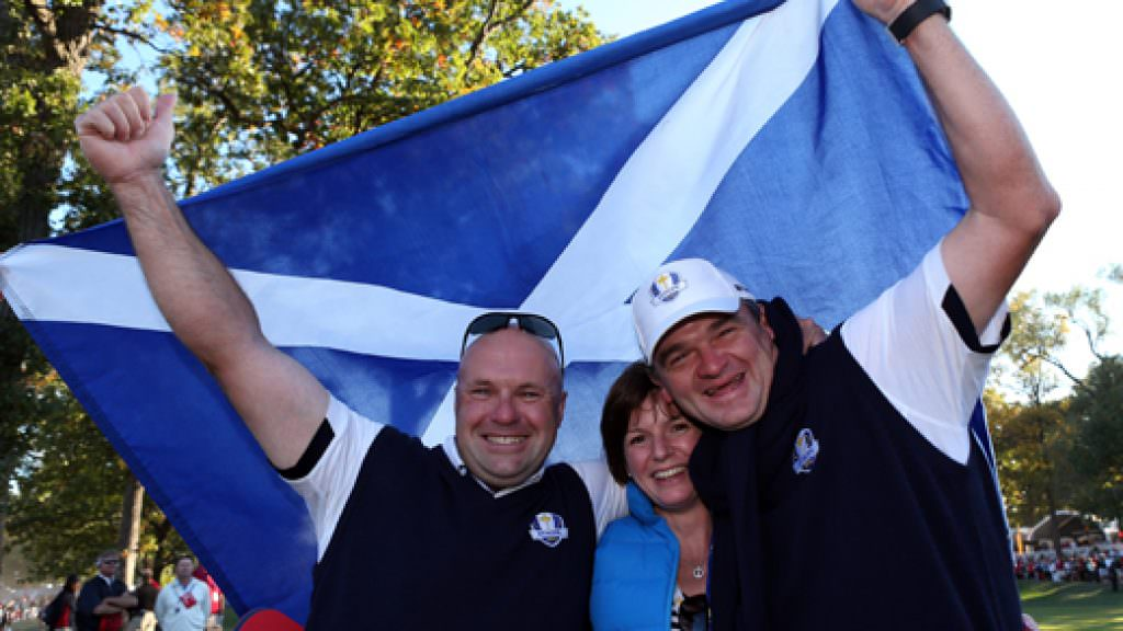 VIDEO: Lawrie would relish Ryder Cup role at Gleneagles