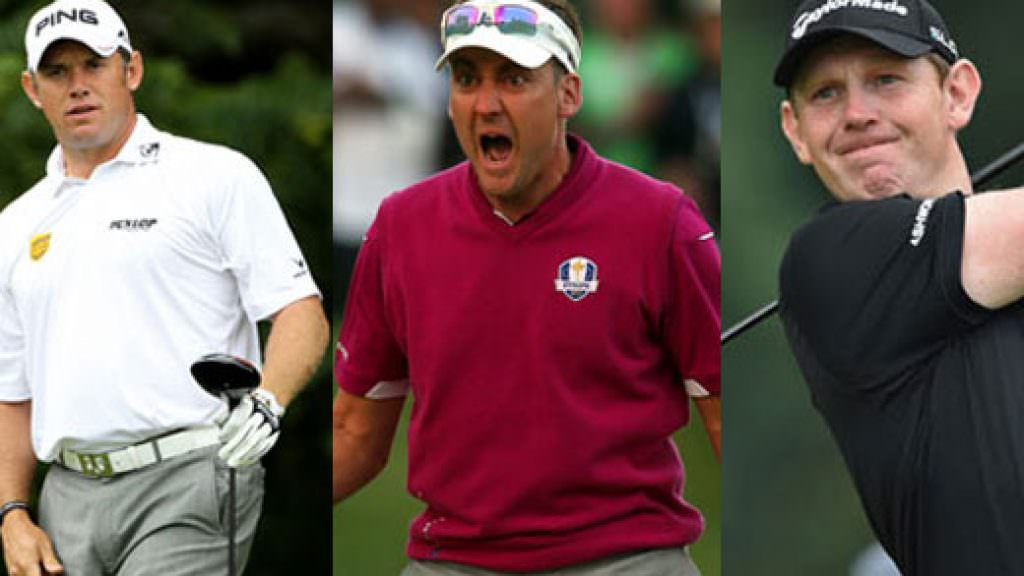 Ryder Cup: Picks for Poulter, Westwood and Gallacher
