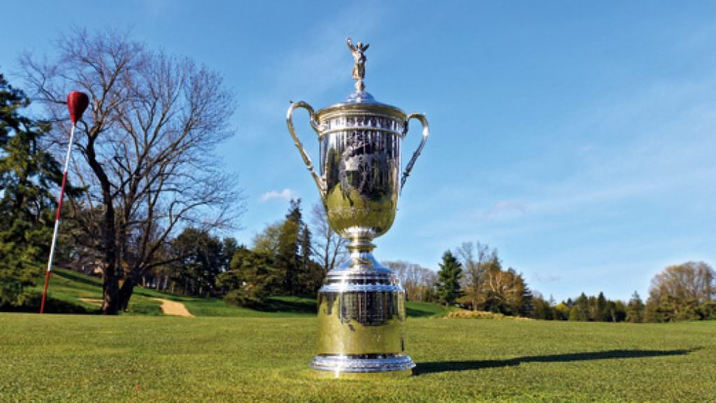 US Open golf: Mike Davis talks pin positions at Merion