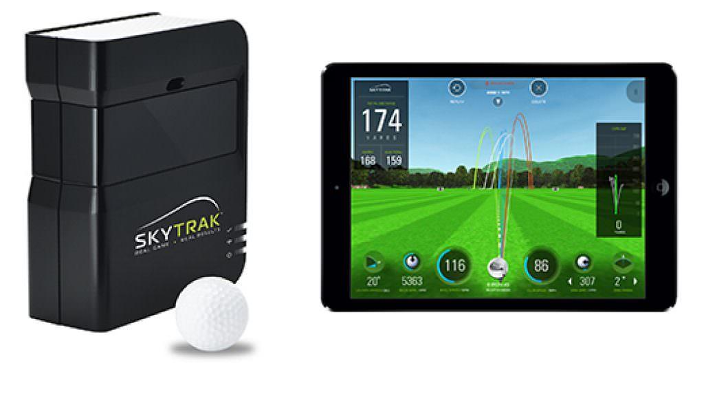 Golf tech: SkyCaddie release SkyTrak personal launch monitor