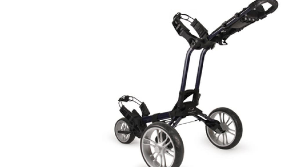 Win a Metallic Blue Z3 Push Trolley plus C3 Cart Bag.