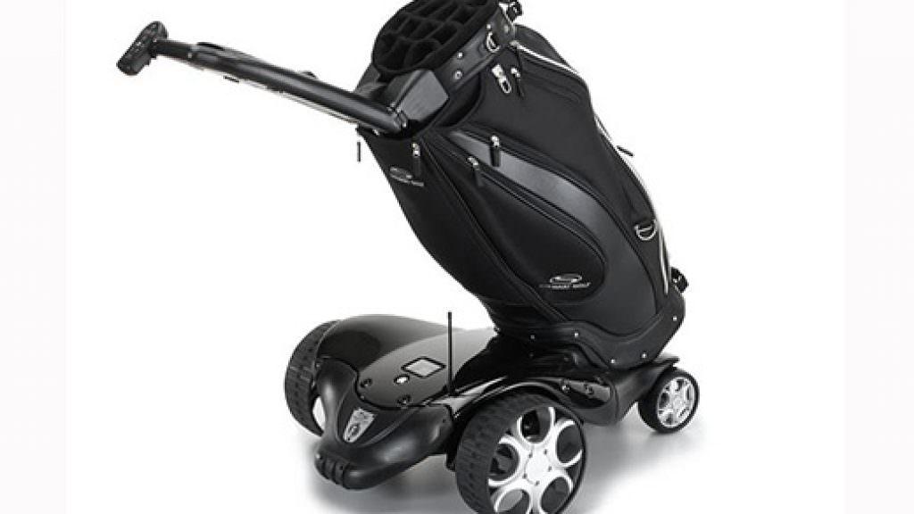 Equipment: Stewart Golf launch new F1-S Remote trolley