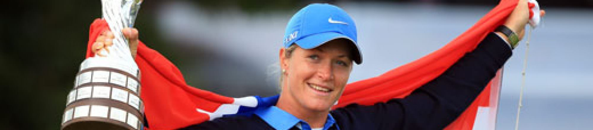 Meet the Girls: Norwegian golf superstar Suzann Pettersen