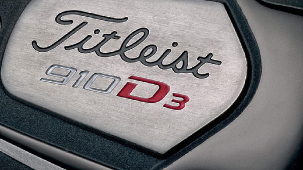NCG TESTS: Titleist 910D3 driver