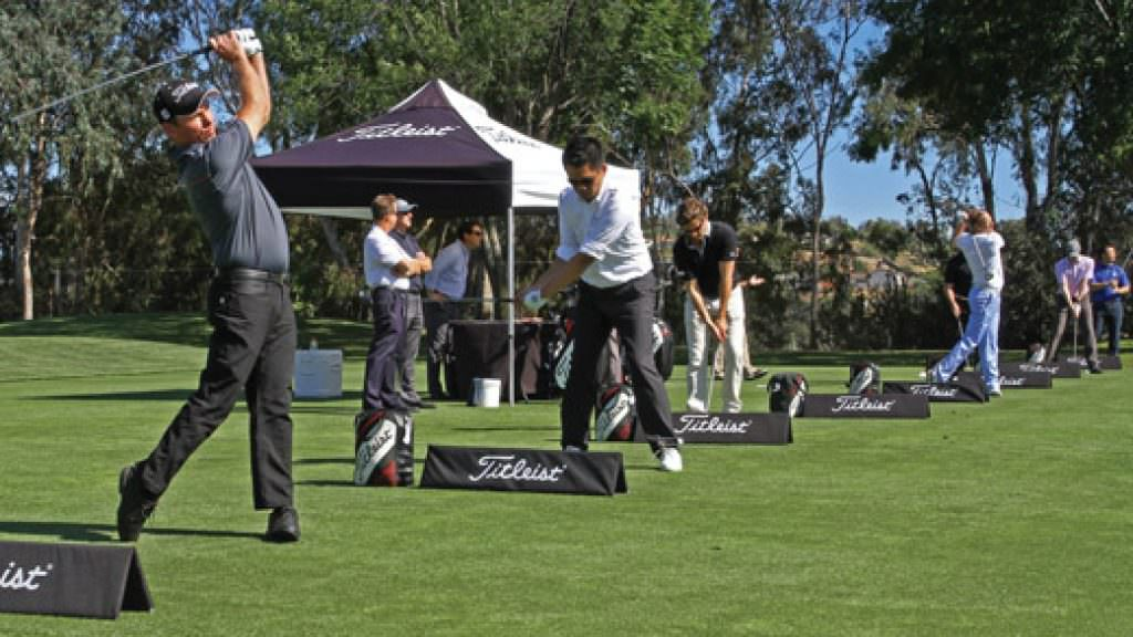 Trial the new Titleist 915 range at a club near you