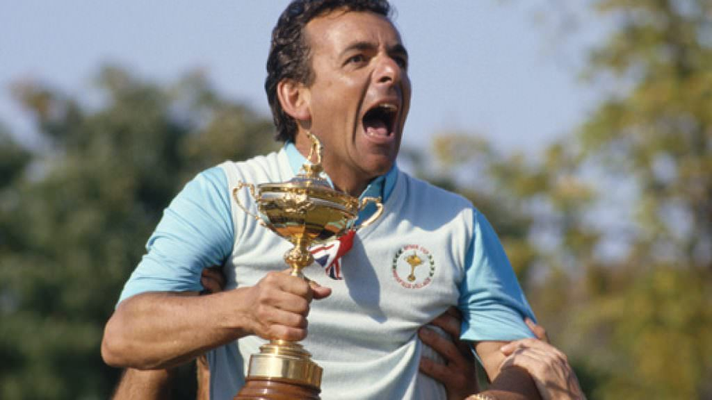 """Tony Jacklin: """"I wouldn't shirk Ryder Cup captaincy"""""""